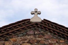 Orthodox cross Royalty Free Stock Image