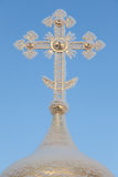 Orthodox cross Stock Image