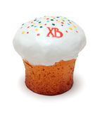Orthodox easter - kulich Royalty Free Stock Images