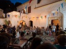 Orthodox festival Stock Photography