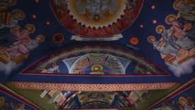 Orthodox Golden Iconostasis