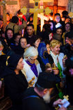 Orthodox Good Friday in Jerusalem Stock Photography