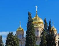Orthodox Gorny Сonvent, Ein Kerem, Jerusalem Royalty Free Stock Photos