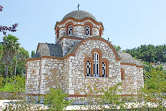Orthodox Greek Church Royalty Free Stock Photography
