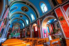 Orthodox Greek Church royalty free stock photo