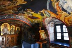 Orthodox Greek church Royalty Free Stock Photography