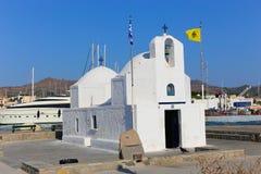 Orthodox Greek church Stock Photos