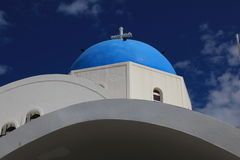 Orthodox Greek church Royalty Free Stock Photo