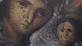 Orthodox icons Royalty Free Stock Photos