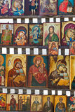 Orthodox Icons From Sofia, Bulgaria Royalty Free Stock Photo