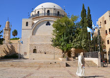 Orthodox Jews Stock Photo