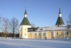 Orthodox klooster Royalty-vrije Stock Fotografie