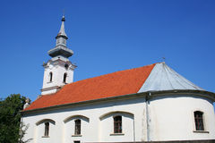 Orthodox klooster Stock Fotografie