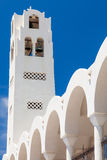 Orthodox Metropolitan Cathedral Fira Royalty Free Stock Photo