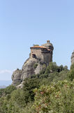 Orthodox monasteries of Meteora Greece Stock Photo