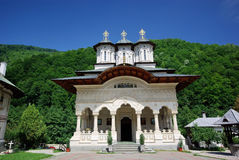 Orthodox monastery Royalty Free Stock Images