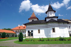 Orthodox monastery. The orthodox monastery of Sambata in Romania Stock Image