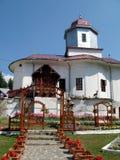Orthodox monastery. Romanian orthodox monastery, Predeal, Brasov County Royalty Free Stock Image
