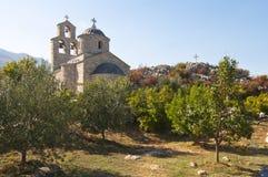 Orthodox monastery Stock Images