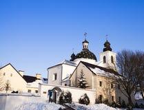 Orthodox monastery Royalty Free Stock Image
