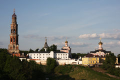 Orthodox monastery Royalty Free Stock Image