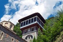 Orthodox monastery B Royalty Free Stock Photography