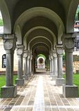Orthodox monastery Bukovo in Negotin city. stock photography