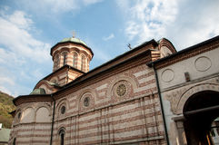 Orthodox monastery church Stock Images