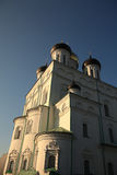 Orthodox monastery church Stock Photo