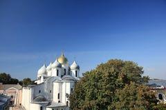 Orthodox monastery church Royalty Free Stock Photo