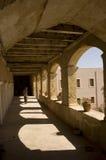 Orthodox monastery Crete Royalty Free Stock Photography