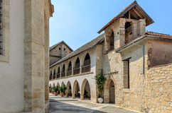 Orthodox monastery on Cyprus Royalty Free Stock Photo