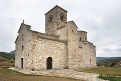 Orthodox Monastery Djurdjevi Stupovi Stock Image