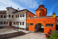 Orthodox monastery Royalty Free Stock Photo