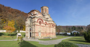 The orthodox monastery Kalenic in Serbia Royalty Free Stock Images