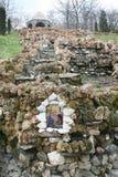 Orthodox Monastery Krusedol Stock Image