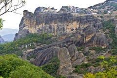 Orthodox, monastery at Meteora, Greece Royalty Free Stock Image