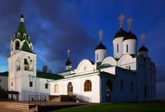 Orthodox monastery in murom Royalty Free Stock Photos