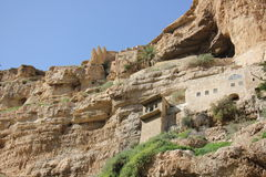 Orthodox Monastery of St. George Stock Image