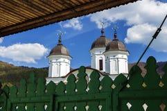 Orthodox monastery Suzana in Romania Royalty Free Stock Image