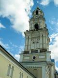 Orthodox monastery Tikhonova Pustyn in the Kaluga region (Russia). Royalty Free Stock Photos