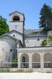 Orthodox monstery in Cetinje, Montenegro Royalty Free Stock Photos