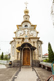 Orthodox oldest church Stock Images