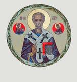 Orthodox pictogram Royalty-vrije Stock Afbeeldingen