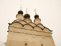 Orthodox Russia. Church. Royalty Free Stock Photo