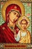 Orthodox tapijt. Royalty-vrije Stock Foto