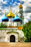 Orthodox temple Stock Images