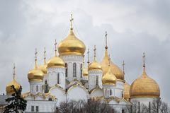 Orthodox temple Royalty Free Stock Photography