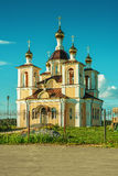 Orthodox temple Royalty Free Stock Photos