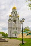 Orthodox temple of the Russian Church in Moscow Stock Photography